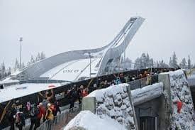 Oslo-Holmenkollen-ski-jump