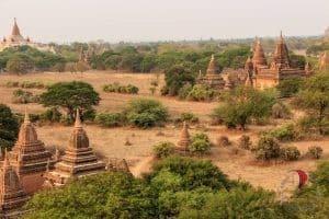 Area di Mandalay