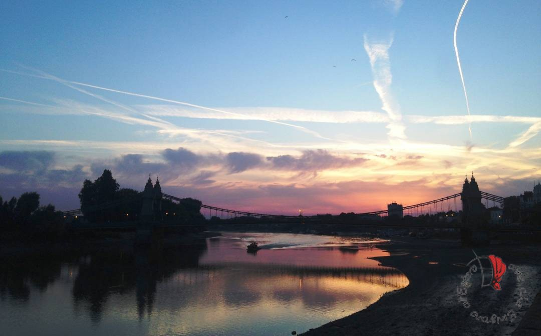 londra-tramonto