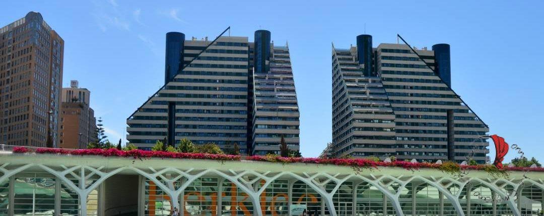 valencia-architettura-edifici-gemelli