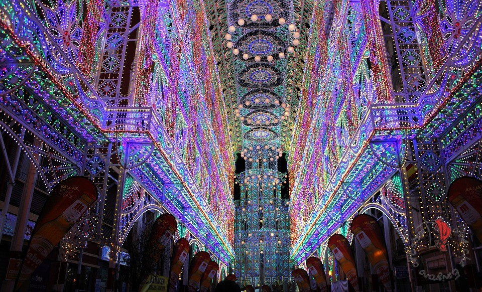 fallas-valencia-decorazioni