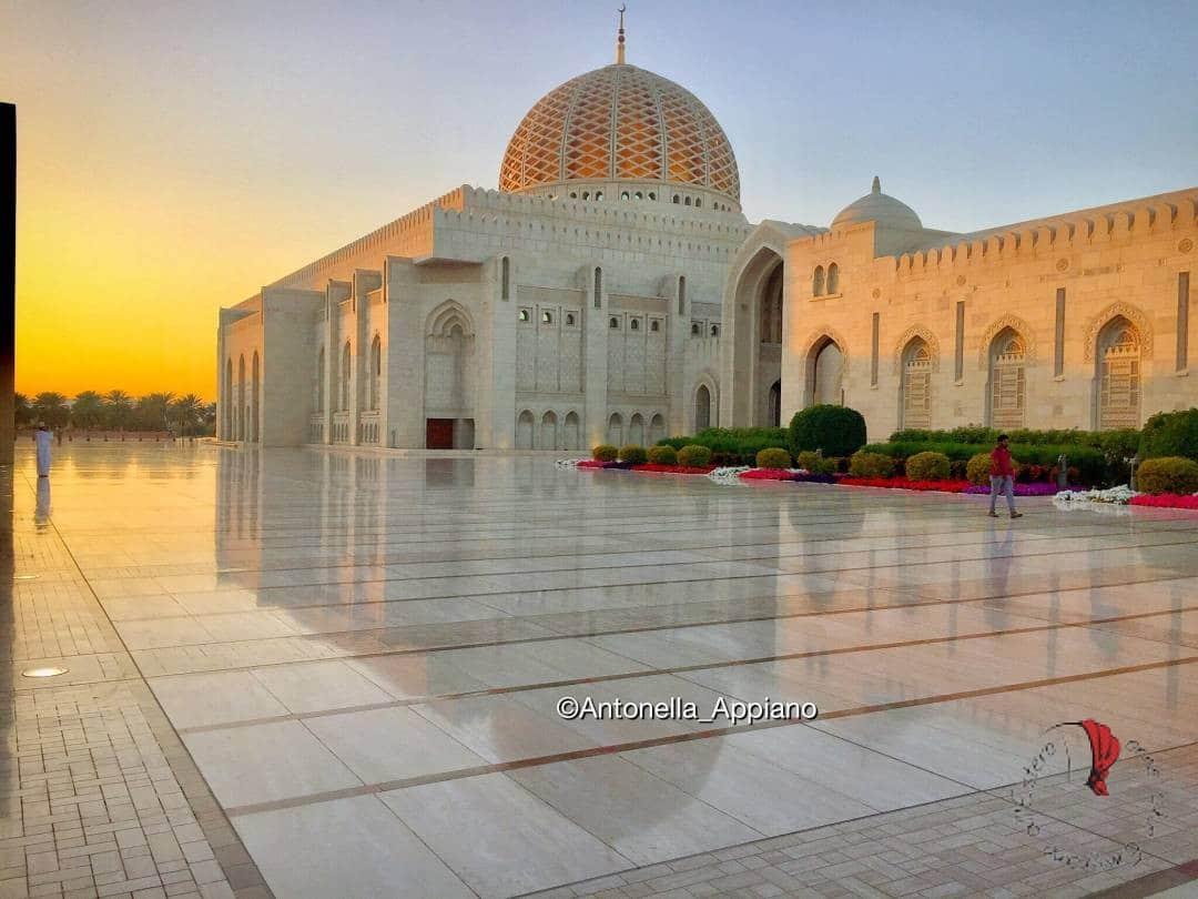 Muscat-Oman-moschea