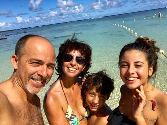 famiglia-mauritius-mare