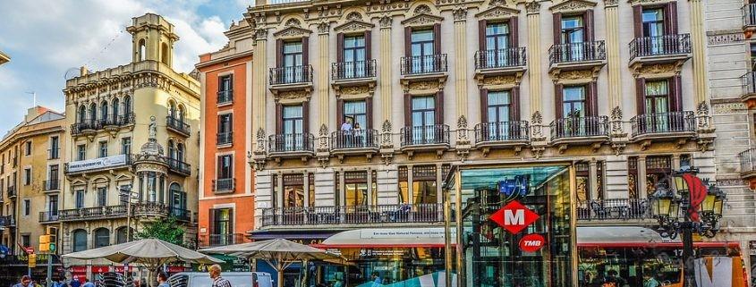 Barcellona-strade