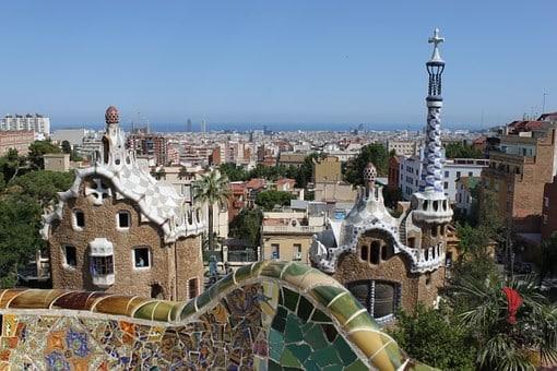 Casa- Park Guell- Barcellona