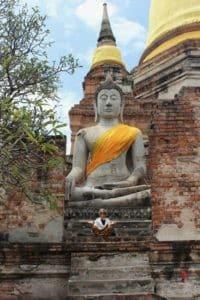 Ayuttahaya Buddha
