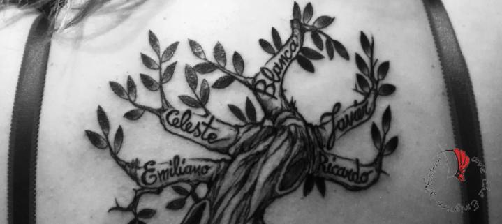 Imelde-tatuagggio