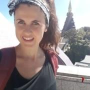 selfie-ragazza-sorridente