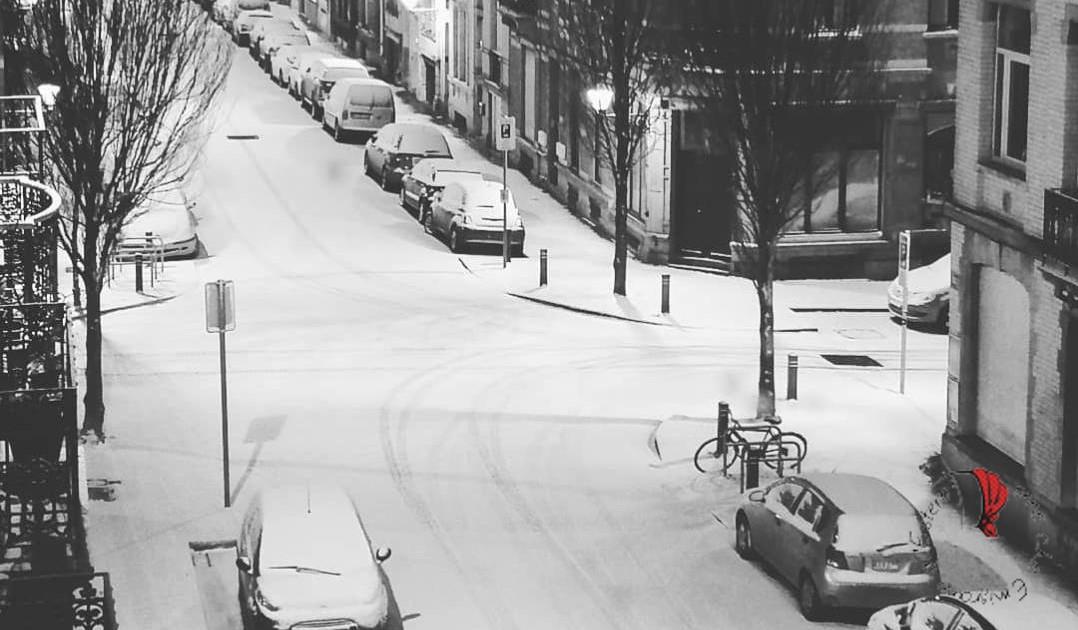bruxelles-neve