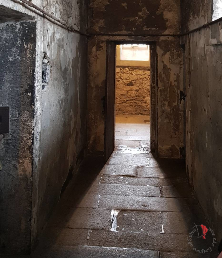 Kilmainham Gaol corridoio