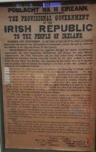 Manifesto del governo provvisorio irlandese