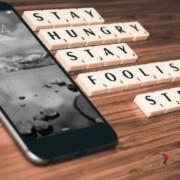 smartphone-scritta