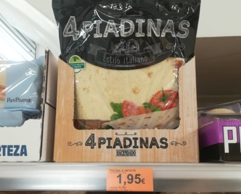 piadina- supermercato-Barcellona