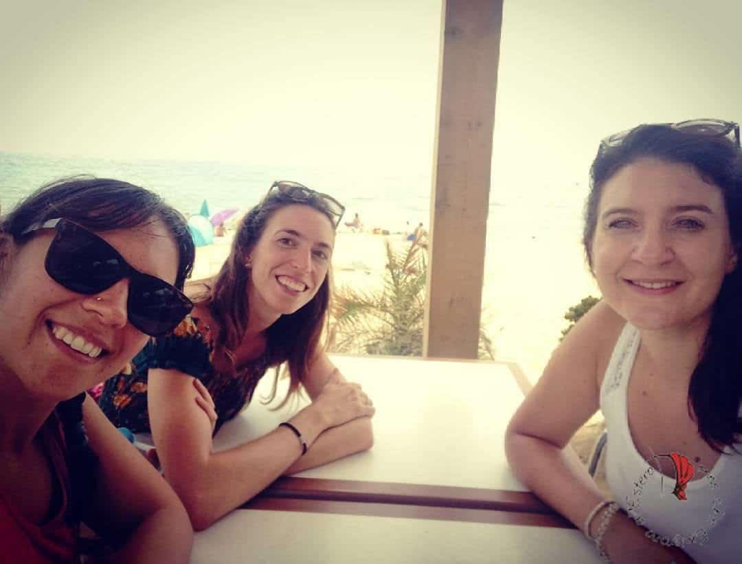 amiche-spiaggia