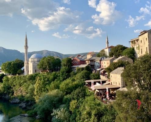 Panorama sui minareti