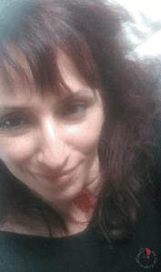 selfie autrice