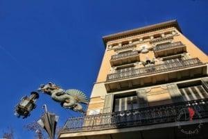 Casa Dragón Barcellona