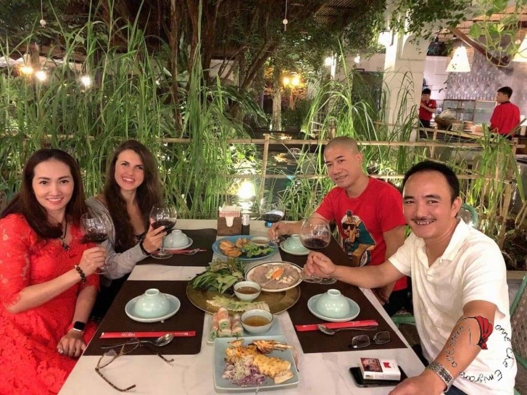 famiglia vietnamita
