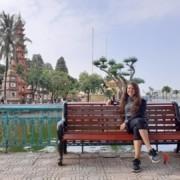 ragazza panchina vietnam