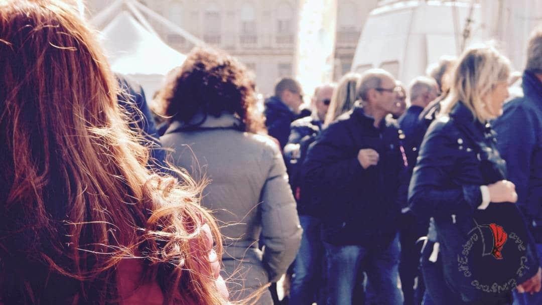 Gente-camminare