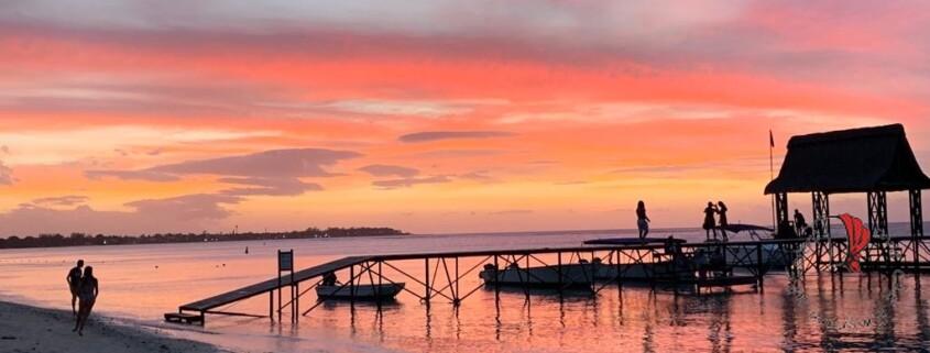spiaggia-tramonto-mauritius