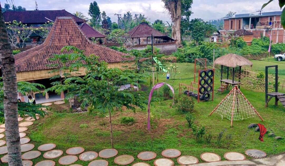 Scuola internazionale a Bali