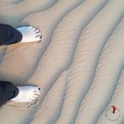 piedi-deserto