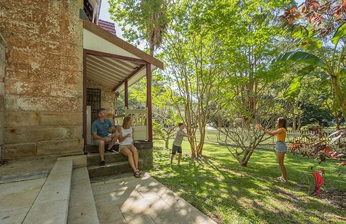 Sydney cottage