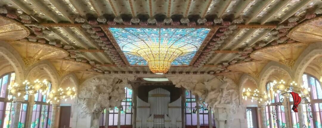 Palau della musica- barcellona