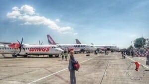 Bali io amo volare