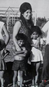 Marisol famiglia 1971