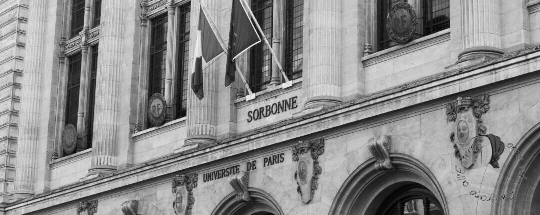 La Sorbona Parigi