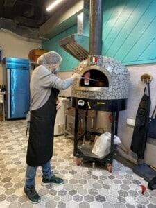susanna pizzeria india