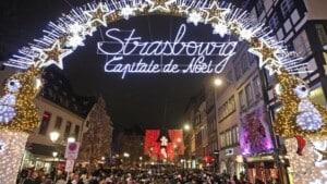 Strasburgo capitale del natale