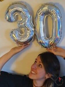 30 anni giulia