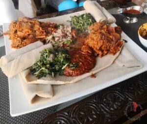 Injera, il piatto tipico etiope