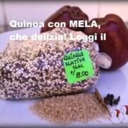 quinoa con mela