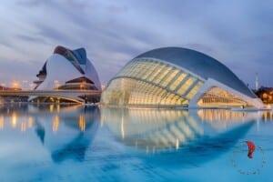 valencia, ciudad de la ciencia, città dell'arte e della scienza, mare, sole