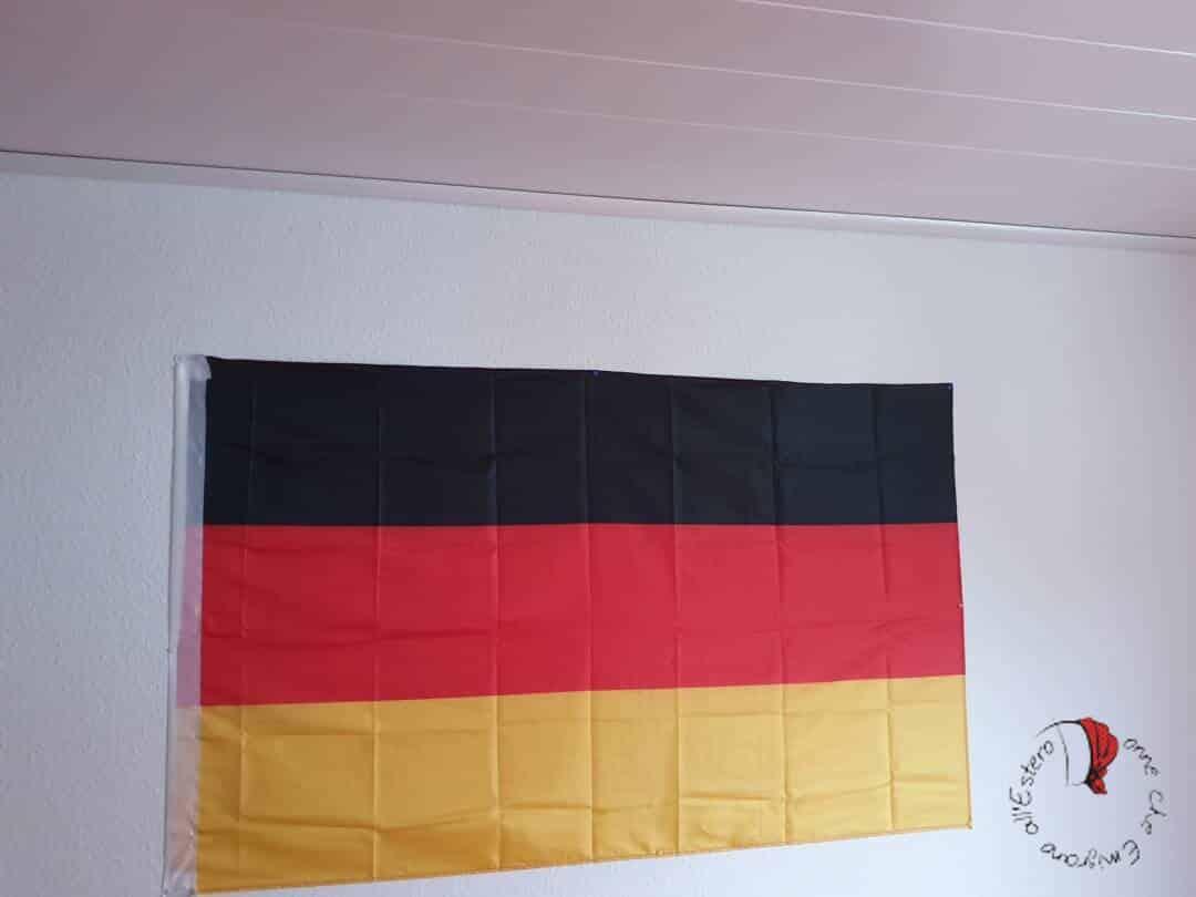 Espatrio in Germania