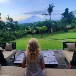 A sud del mondo meditazione a Bali